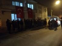 ŞEHADET - Eskişehir'e Şehit Ateşi Düştü