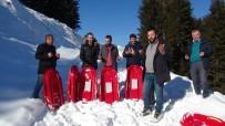 Giresunlu Turizmciler Kar Duasına Çıktı
