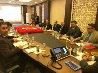 HAKKARI VALILIĞI - Hakkari'de İstihdam, Meslek Eğitim Kurulu Toplantısı Yapıldı