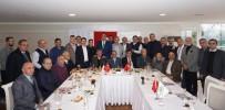 MECLİS ÜYESİ - İLDEF Gazetecileri Unutmadı