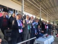 Isparta 32 Spor Başkanı Yazgan Açıklaması 'Bu Takım Şampiyon Olacak'