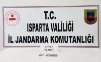 Isparta'da Yol Kontrolünde Uyuşturucu Ele Geçirildi Açıklaması 5 Gözaltı