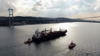 MEHMET CAHİT TURHAN - İstanbul Boğazı'nda 13 Yılda, 628 Bin Gemi Geçti