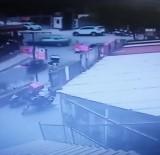 İstanbul'da Alkollü Sürücü Dehşeti Kamerada