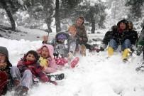 YAĞAN - Kar Yağması Enfeksiyon Hastalıklarını Azaltıyor