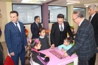 Kaymakam Doğan, Atatürk İlkokulunda İncelemelerde Bulundu