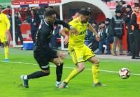 TÜRKIYE KUPASı - Kayserispor Fenerbahçe'ye Kaybetmiyor