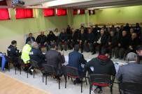 KARŞIYAKA - Kırıkkale'de 'Huzur Toplantıları'