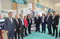 Koçarlı Belediyesi'nin Projeleri Ankara'da Göz Doldurdu