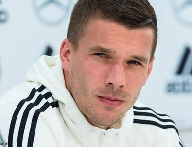 Lukas Podolski geri dönüyor!