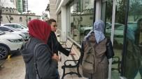 Mağazalardan Hırsızlık Yapan Kadınlar Serbest
