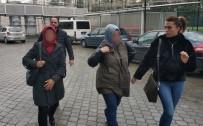 Mağazalardan Hırsızlık Yapan Kadınlar Yakalandı