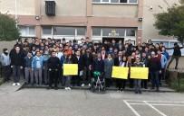 SOSYAL SORUMLULUK - Manisalı Öğrencilerden Anlamlı Etkinlik