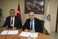 MTSO İle Tarsus Üniversitesi Arasında İşbirliği Protokolü İmzalandı