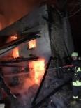 Muğla'daki Yangın Denizli İtfaiyesinin Desteğiyle Söndürüldü