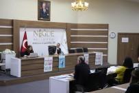 BİSİKLET - Niğde Belediye Başkanı Emrah Özdemir Sağlıklı Şehir Projesi Sunumuna Katıldı