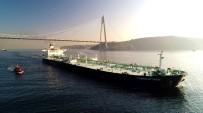 MEHMET CAHİT TURHAN - (Özel) İstanbul Boğazı'nda 13 Yılda, 628 Bin Gemi Geçti