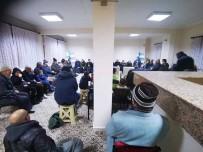ÇAY OCAĞI - Pazarlar Diyanet Gençlik Merkezi Açıldı