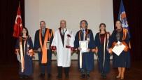 BİLİMSEL ARAŞTIRMA - Proje Ve Uluslararası Yayın Sahibi Öğretim Elemanlarına Teşekkür Belgesi Verildi