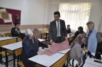 HALK EĞİTİM MERKEZİ - Safranbolu'da Halk Eğitim Kurslarına Yoğun Talep
