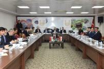 İL SAĞLıK MÜDÜRLÜĞÜ - Şanlıurfa'da Uyuşturucuyla Mücadele Toplantısı
