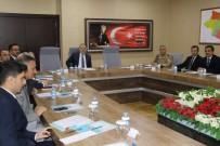 KAMERA SİSTEMİ - Siirt'te Bağımlılıkla Mücadele Toplantısı Yapıldı