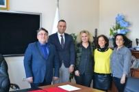 Sosyal Ve Bilimsel İşbirliği Protokolü İmzaladılar