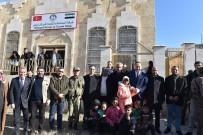 BAŞKAN ADAYI - Tel Abyad Ticaret Ve Sanayi Odası Faaliyetlerine Başladı