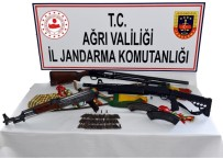 Terör Propagandası Ve Silah Kaçakçılığı Yapan Şahıs Gözaltına Alındı