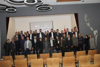 TİM İhracat Seferberliği Eğitimi Trabzon'da Yapıldı