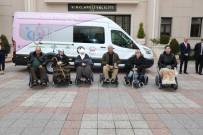 Türkakımı'ndan Engelli Vatandaşlara Tekerlekli Sandalye