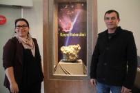 ARKEOLOJI - Türkiye'nin 3. Büyük Gök Taşı Çorum Müzesi'nde Sergilenmeye Başladı
