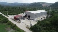 OTOMASYON - Ünye Çöp Ayrıştırma Tesisi Çalışmaya Başladı