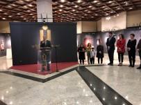 Üsküdar'da Yazma Ve Dokumada Çağdaş Yorumlar Sergisi Açıldı