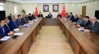 DENETİMLİ SERBESTLİK - Vali Mustafa Masatlı Başkanlığında Uyuşturucu Ve Bağımlılıkla Mücadele Değerlendirme Toplantısı Yapıldı