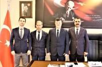 Yeni Kulüp Başkanlarından İl Müdürü Fillikçioğlu'na Ziyaret