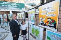 HÜDAVERDI OTAKLı - '2020 Denizli Yılı' Karikatür Yarışmasında Birinciye 3 Bin Lira Ödül