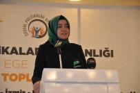 BÖLGE TOPLANTISI - AK Parti Genel Başkan Yardımcısı Kaya Açıklaması 'Sosyal Yardıma Ayrılan Kaynak 55 Milyar TL'