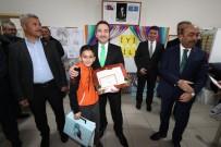 MEHMET AKİF ERSOY - Aksaray'da 83 Bin 361 Öğrenci Yarıyıl Tatiline Başladı