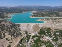 Antalya'ya 19 Baraj Ve 3 Gölet İnşa Edildi