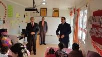 LİSE ÖĞRENCİSİ - Ayvacık'ta 4 Bin 16 Öğrenci Karne Aldı