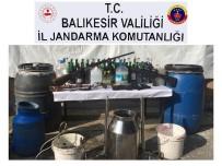 Balıkesir'de Jandarmadan Narkotik Uygulaması
