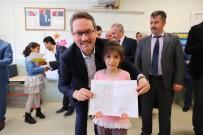 UĞUR TURAN - Başakşehir'deki 112 Bin Öğrenci Karne Sevinci Yaşadı