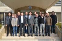 FETHIYE BELEDIYESI - Başkan Karaca FTSO'yu Ziyaret Etti
