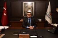 GAZI MUSTAFA KEMAL - Başkan Öz'den Karne Günü Mesajı
