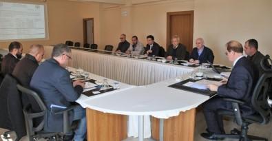 Bayburt Üniversitesi Yönetim Kurulundan Demirözü Meslek Yüksekokuluna Ziyaret