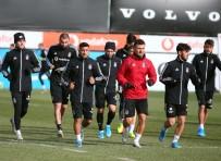 Beşiktaş, Sivasspor Hazırlıklarını Sürdürdü