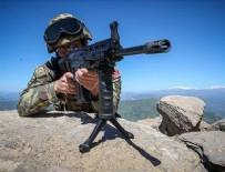 Bingöl'de 1 askeri şehit eden teröristlerin, Tunceli'de etkisiz hale getirildiği belirlendi