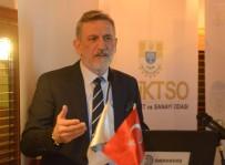 Burkay Açıklaması 'Sanayi Yatırımları Bursa'nın Gelecek 50 Yılını Şekillendirecek'