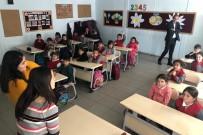 GAZI ÜNIVERSITESI - Çankayalı Gençlerden Çocuklara Çevre Bilinci